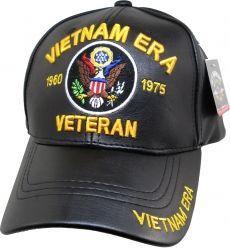 b2d66e5615f US Honor Vietnam Era Veteran Flag Shield Sandwich Bill Mens Cap