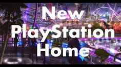 Atomic Universe is the new PlayStation HOME [Video] Coming to PSVR as well! #Playstation4 #PS4 #Sony #videogames #playstation #gamer #games #gaming