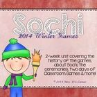 2014 Sochi Winter Games Unit - 3 Week Winter Games Unit (includes EVERYTHING you need to teach the games in your classroom. 14 lessons fully planned out!) $