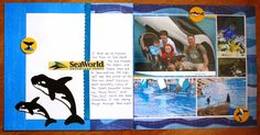 Scrapping My Blessings: Sea World