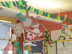 Bulletin Boards & More!!: Jungle Themed Bulletin Boards