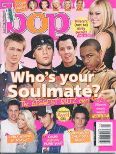 BOP Magazine Scans (February 2004 Issue)