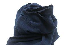 LONG Artisan Aizome Boro Textile. Japanese Indigo by FurugiStar