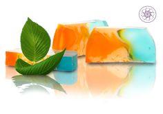 Orange Freshness Handmade Soap! www.herbalhomeboutique.com