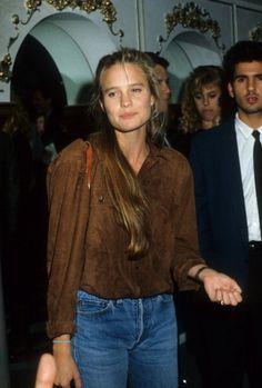 Robin Wright, 1987