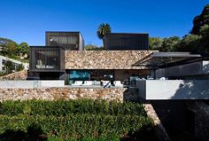 Local Rock House Pattersons Architects, New Zealand | Architecture & Design Place