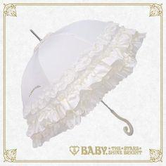 BABY bird cage umbrella
