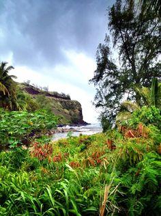 Maui via Iphone  - what a place!