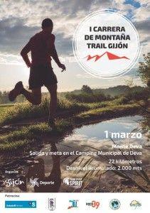 I CARRERA DE MONTAÑA TRAIL GIJON