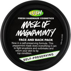 Products - -Masks - Mask Of Magnaminty Self-Preserving