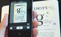 Capturar una nota con un smartphone - Evernote