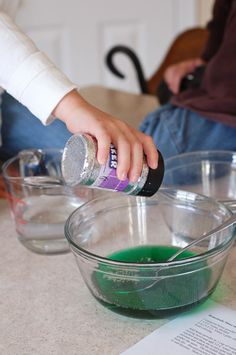 There are a variety of recipes floating around Pinterest for Slime or Gak. My boys loved the stuff when they were younger. They probably sti...