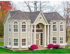 Products Playhouses - page 3   Grand Mansion Playhouse   YES