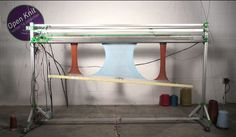 Beyond 3D Printing: OpenKnit is a 3D Knitting Machine