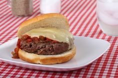 Sizzling Southwest Burgers #Recipe with taco seasoning!
