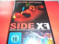 Side FX - Rausch, Begierde, Exzess, Blut, Sex, Leben, Tod   OVP/NEU