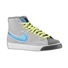 size 40 0c5b1 cbdf9 Nike BLAZER HIGH High Tops Shoes for Women ❤ liked on Polyvore Sports  Brands, Kinds