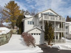 Just Listed - Blocks from Fontana WI beach, 6 bdrm, 4th bath beautiful home! Listed by @Bob Webster