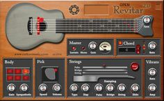 Revitar 2.0 CutterMusic has announced that it has set free Revitar 2, a virtual acoustic guitar instrument for Windows. http://www.vstplanet.com/News/10/Revitar_v2.0.htm