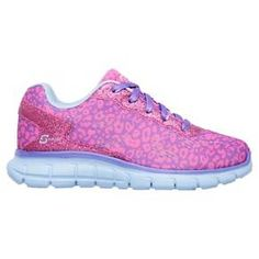a37f8cd53d8e Big Girls' S Sport Designed by Skechers™ - Leopardess - Performance  Athletic Shoes -