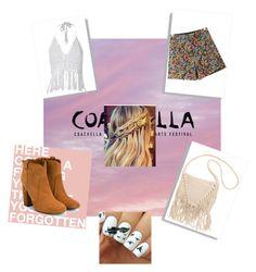 """""""Coachellaaaaaa"""" by haybeebaby on Polyvore featuring Chicnova Fashion, Laurence Dacade and Billabong"""