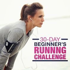 30 Day Beginners Running Challenge - Fit Zines