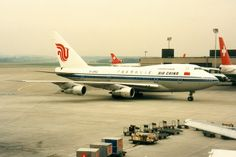 Air China, Boeing 747SP, B-2452, Zurich Kloten