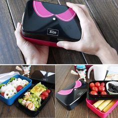 2 Tier Plastic Lovely Lunch Box Sushi Lunch Box Food Container. Description: 730ml 2 Tier Plastic Lovely Lunch Box Belt Bento Box Sushi Lunch Box Food Container Lovely and generous food box, practical and convenient to use, which can help you lead a healthy life by enjoying your DIY food. The food box contains two layers ,which have the separate compartments and knife fork cutlery, suitable for microwave and dishwasher. Made of food-grade plastic, non-toxic,tasteless, health and safety…