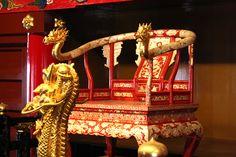 Ryukyu King's Chair