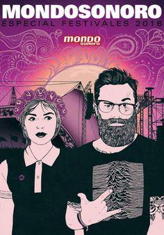 #Mondosonoro Especial #Festivales.  la guía más completa para este verano. #PrimaveraSound, #SoundIsidro, #PalenciaSonora, #Gradual, #MazBasauri, #RitmoFest, #Twinpalm, #Tendencias...