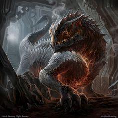 Naurlhug by DinoDrawing