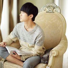 TFBOYS Jackson weibo profile picture