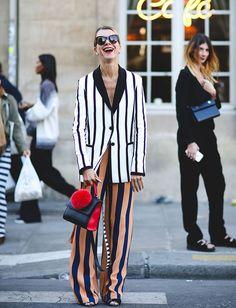 PFW: Street Style вдъхновения - Просто Париж!