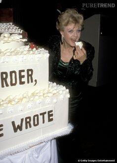 """Angela Lansbury décroche le rôle de Jessica Fletcher dans """"Arabesque"""" en 1984 alors qu'elle a déjà 40 ans de carrière derrière elle."""