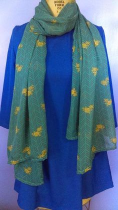 Purchase online stylish look women Scarves at reasonable cost at The Shanice Jones Collection.