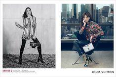 Louis Vuitton Spring Summer 2015 Advertising Campaign
