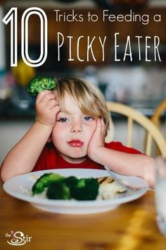 Getting a picky eater to eat can be a challenge! These recipes for toddlers will get picky eaters to eat nutritious food: http://thestir.cafemom.com/toddlers_preschoolers/172029/10_tips_to_ensure_picky
