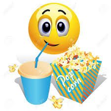 If u are watching a very interesting in a multiplex eating the snacks then your expression would be just like this smiley Funny Emoji Faces, Funny Emoticons, Silly Faces, Animated Emoticons, Emoji Love, Cute Emoji, Smiley T Shirt, Smiley Emoticon, Tweety