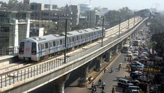 Noida allows extra realty space on Metro corridors - The Times of India