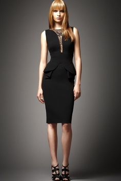Elie Saab | Pre-Fall 2012 Collection | Vogue Runway