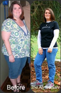 Inspiring story of weight loss- I may have pinned this before but I need all the inspiration I can get!