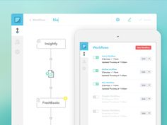 WorkFlows Web App by Helder Leal