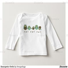 Energetic Owls Shirts