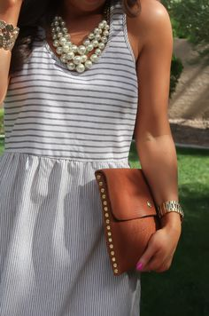 summer and pearls