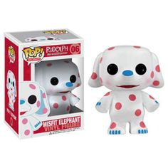 Funko POP! Holiday - Vinyl Figure - MISFIT ELEPHANT (4 inch)