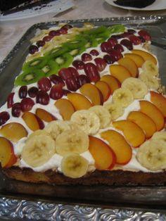 Big Cakes, Kiwi, Fruit Salad, Sushi, Waffles, Breakfast, Ethnic Recipes, Desserts, Morning Coffee