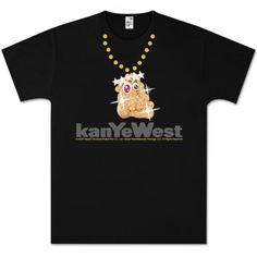 ba6c31be868a2c Check out Kanye West Jewel Bear Missy Tee on  Merchbar. Kanye West  Discography