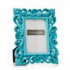 Aqua Picture frames at Adairs