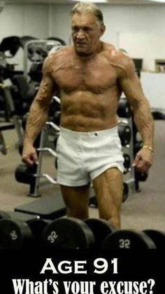 Because this guy has...   by CDS Nutrition™