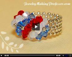 handmade ring tutorials...also find spiral ring here.